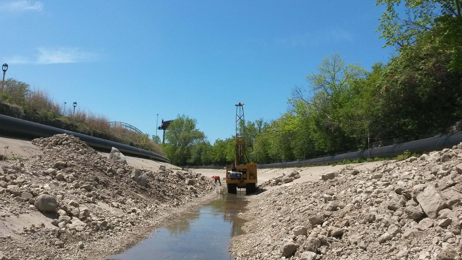 Menomonee River Environmental Restoration