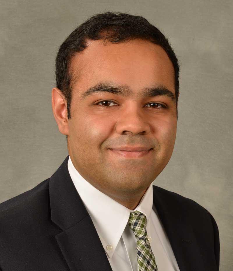 Ajay P Singh